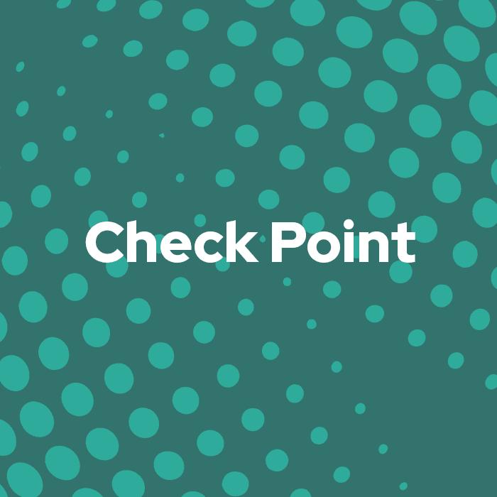 Check Point -palomuurin käyttöönotto