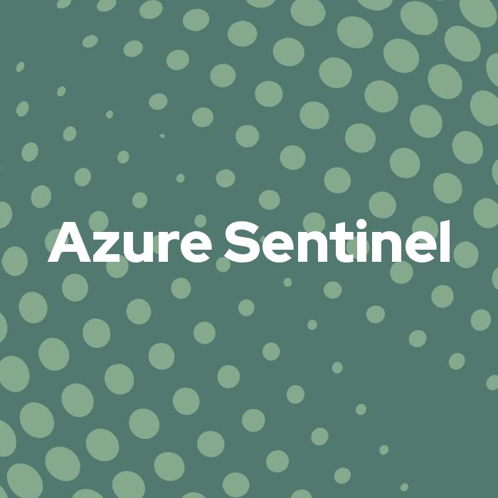 Azure Sentinel -valvonta