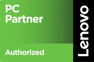 Lenovo Partner Emblem – PC Partner – Authorized