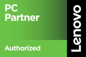 Lenovo Partner Emblem – PC Partner – Authorized
